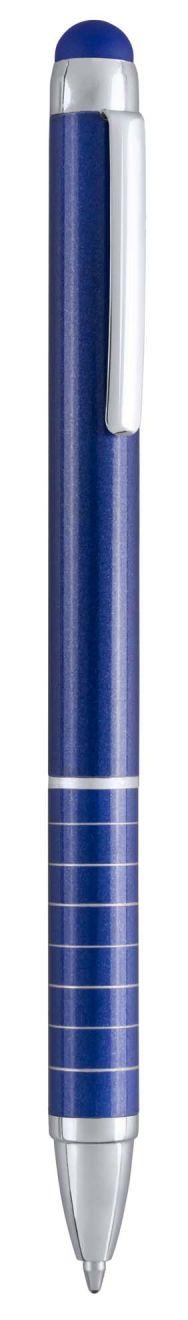Bolígrafos puntero táctil nilf con logo vista 1