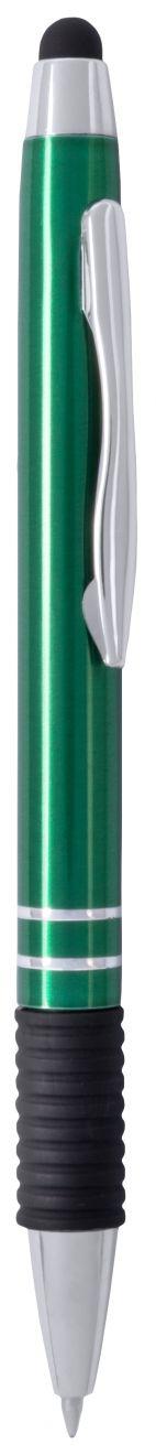 Bolígrafos puntero táctil balty de metal con logo imagen 1