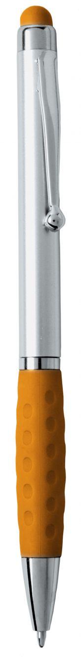 Bolígrafos puntero táctil sagursilver con logotipo imagen 1