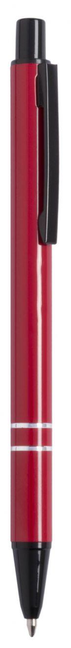Bolígrafos básicos sufit de metal con publicidad vista 1