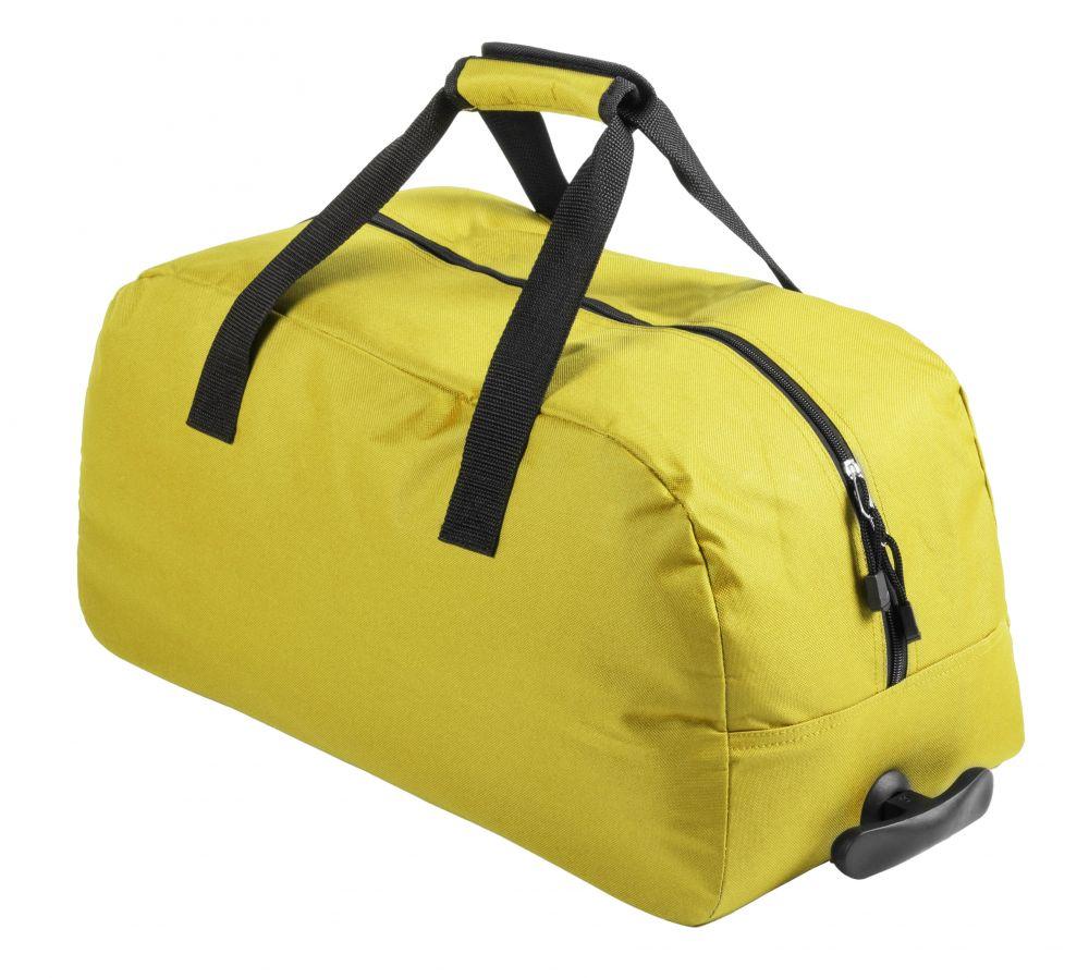 Bolsa de viaje personalizada bertox de poliéster vista 1