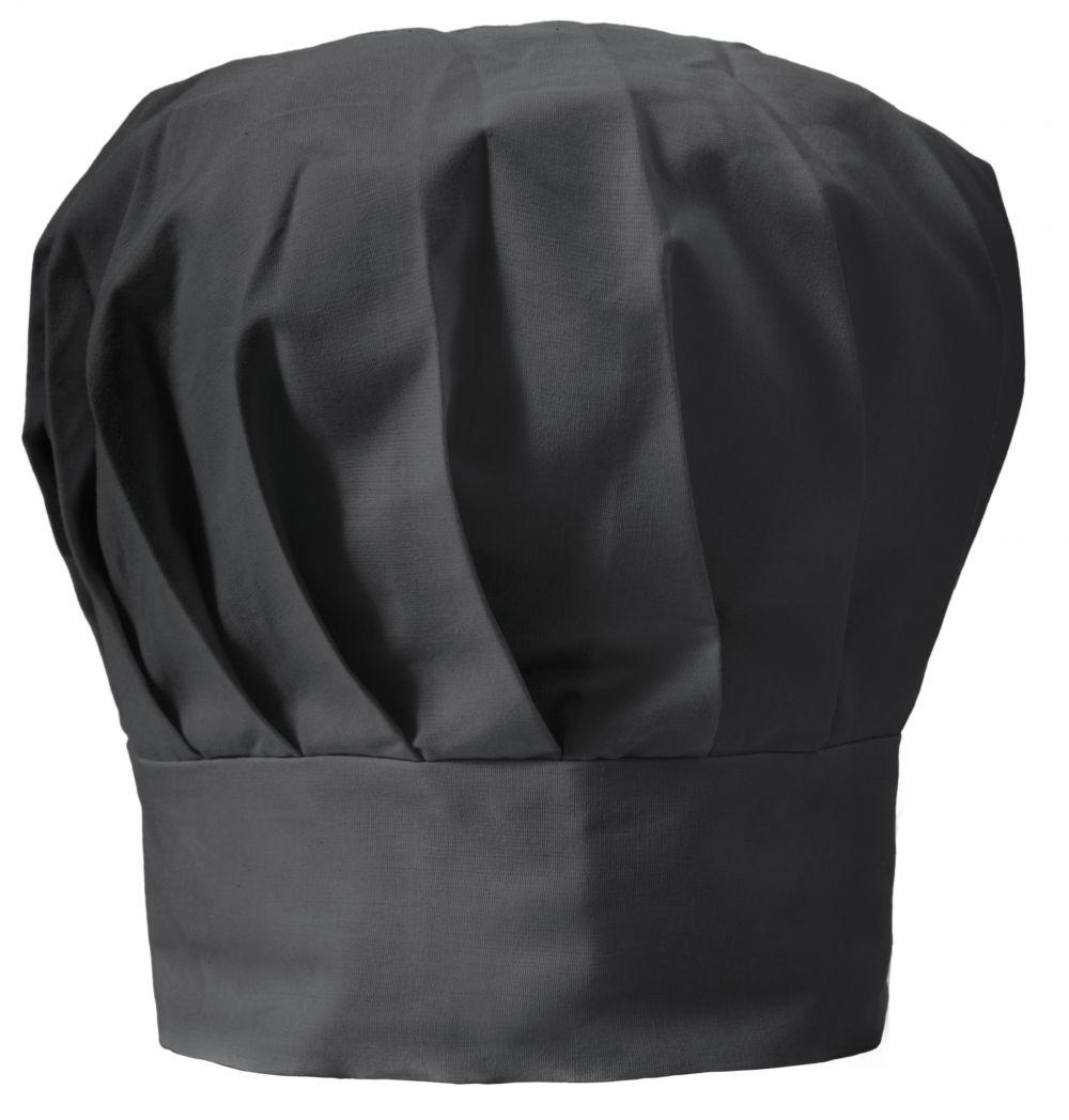 Gorros de cocina nilson de algodon con publicidad vista 1