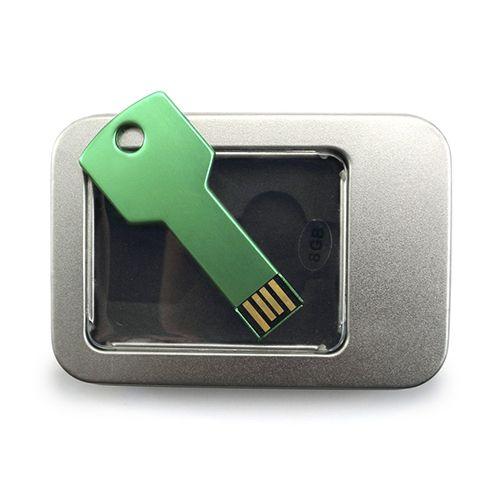 Memorias usb personalizadas fixing 8gb de metal con impresión imagen 1