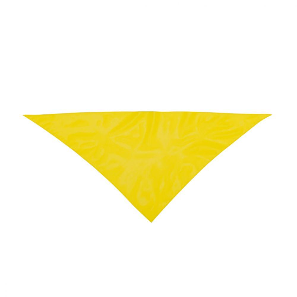 Pañuelos lisos kozma de poliéster para publicidad vista 1