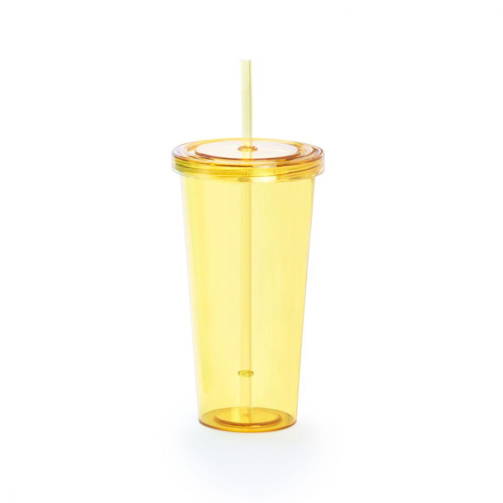 Vasos cocina trinox de plástico con impresión imagen 1