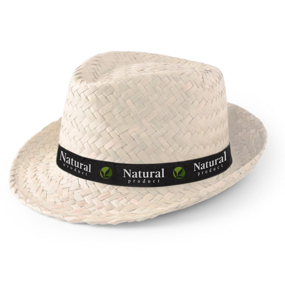Sombreros zelio de paja vista 1