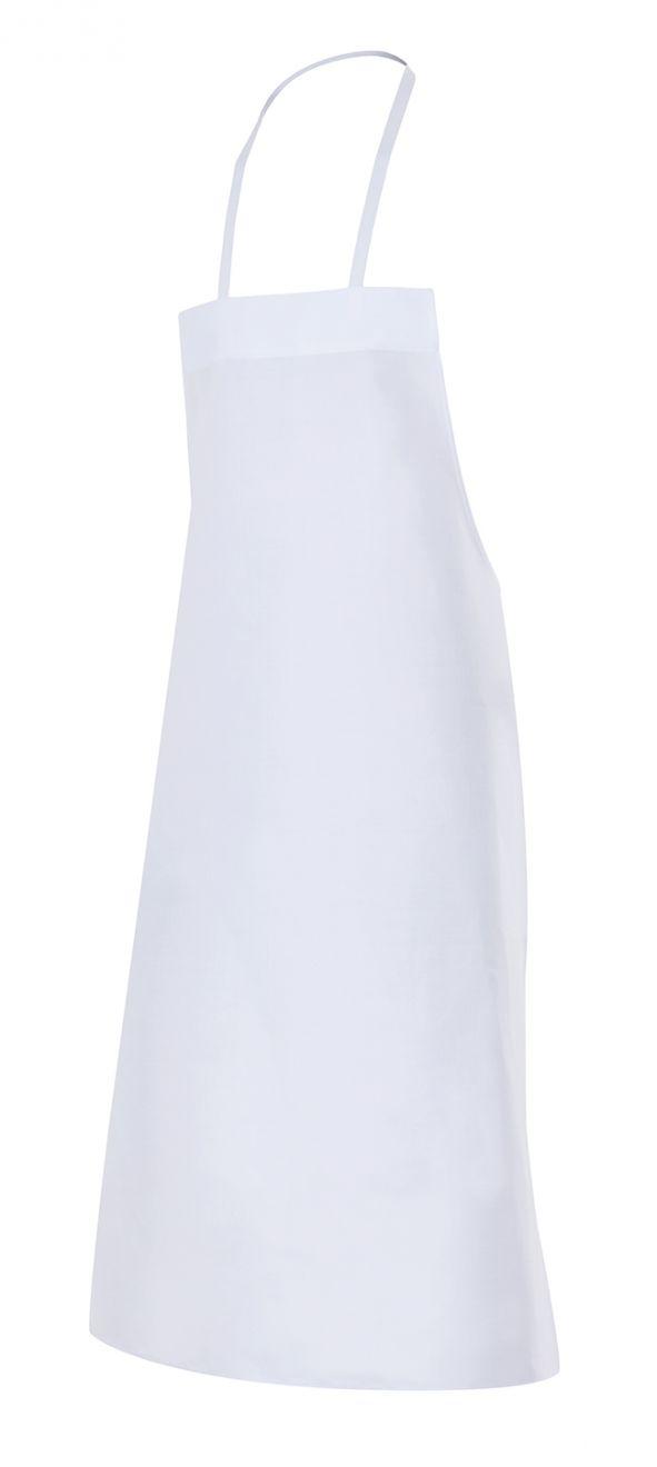 Delantales de hostelería velilla peto de algodon para personalizar vista 1