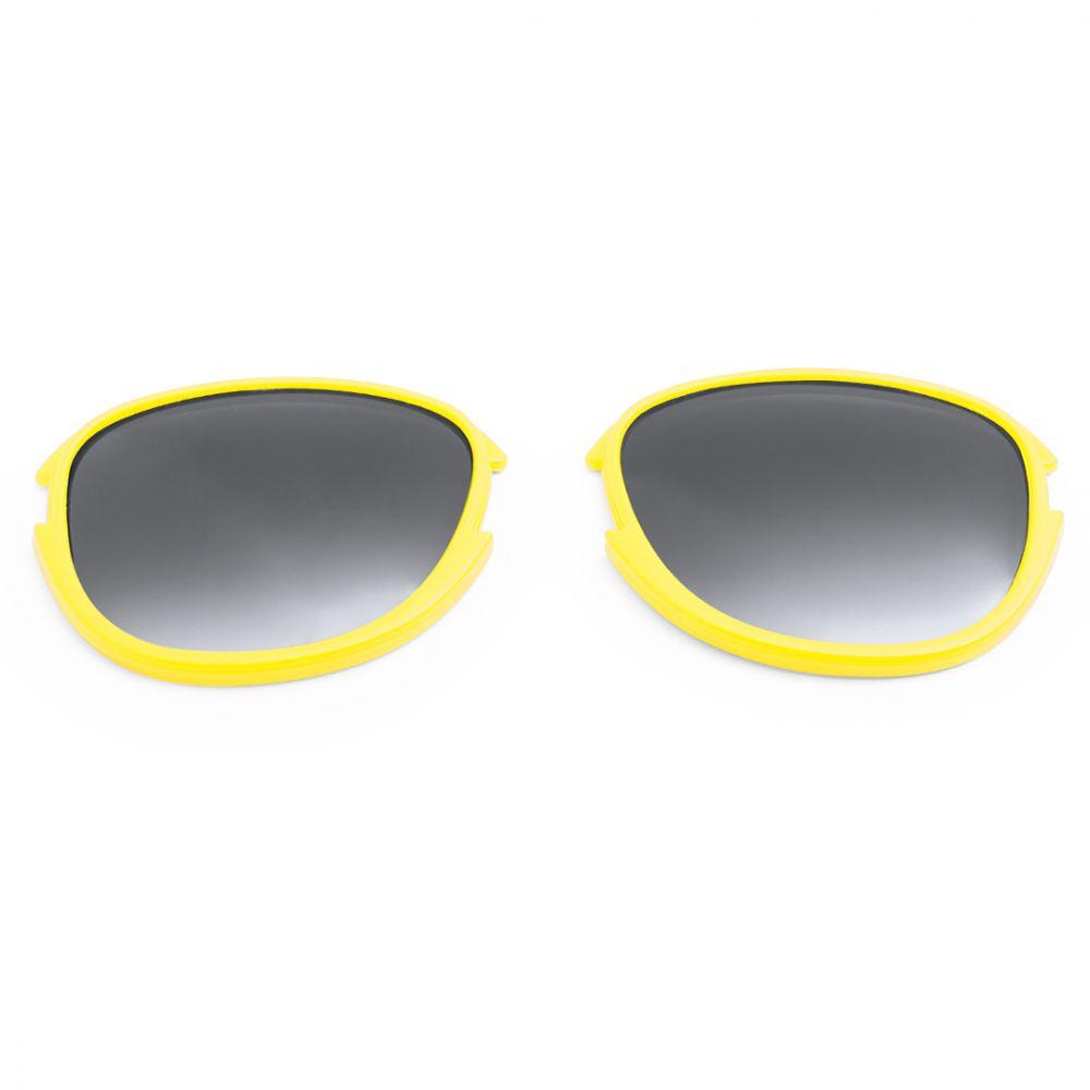Gafas de sol options plus con publicidad vista 1