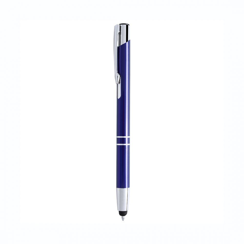 Bolígrafos puntero táctil mitch de metal vista 1