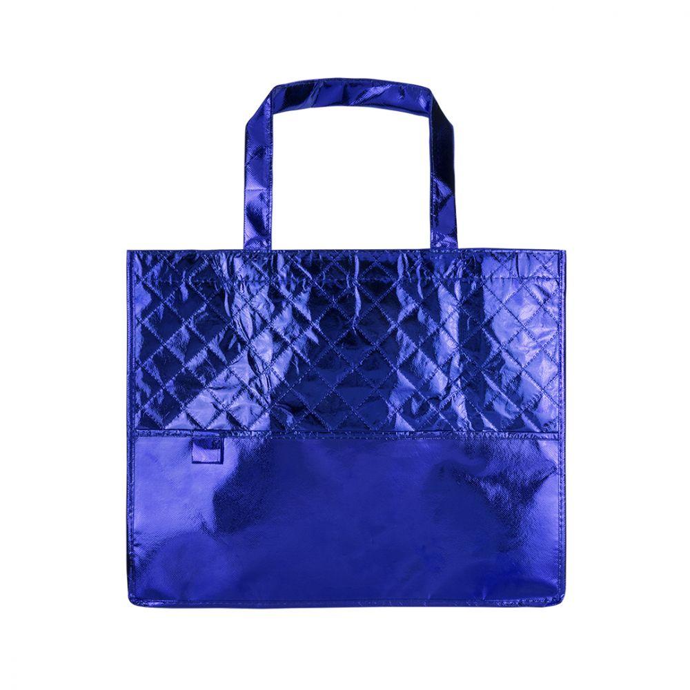 Bolsas compra mison no tejido para publicidad vista 1