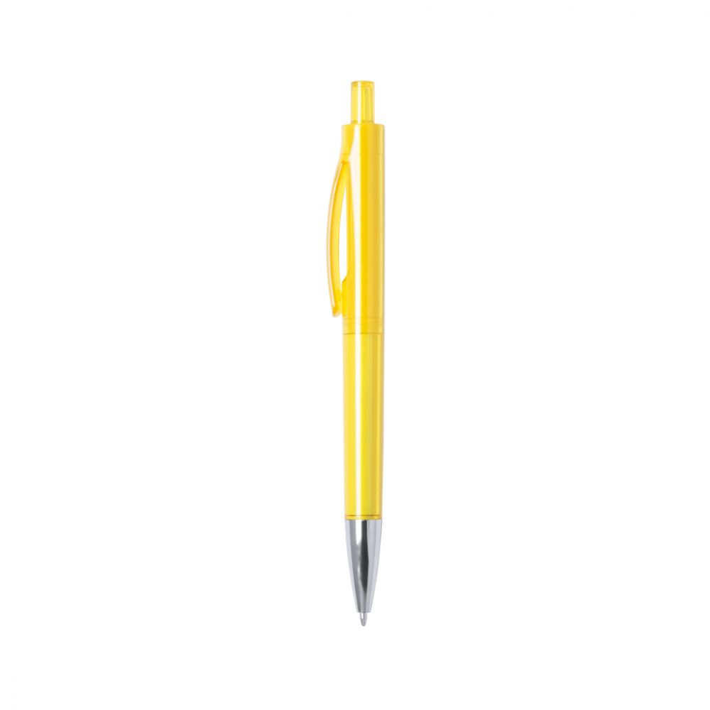 Bolígrafos básicos velny con impresión vista 1