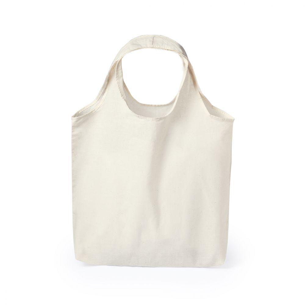 Bolsas compra welrop de 100% algodón con logo vista 1