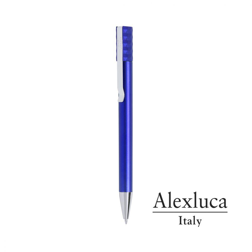Bolígrafos de lujo alexluca rasert con impresión vista 1