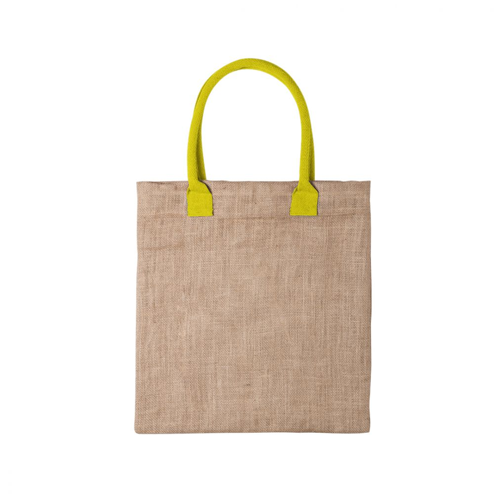 Bolsas compra kalkut de yute ecológico vista 1