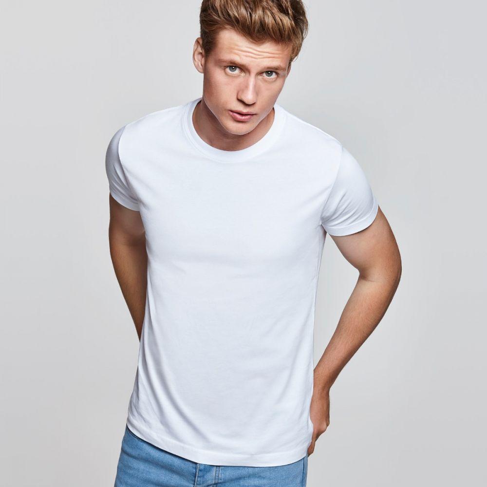Camiseta GOLDEN blanca Unisex
