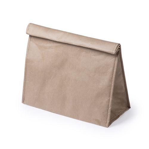 Bolsas de papel laral de papel con impresión vista 1