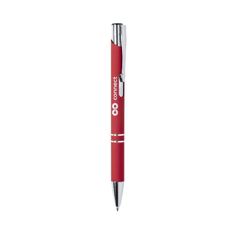 Bolígrafos zromen de metal con impresión vista 2