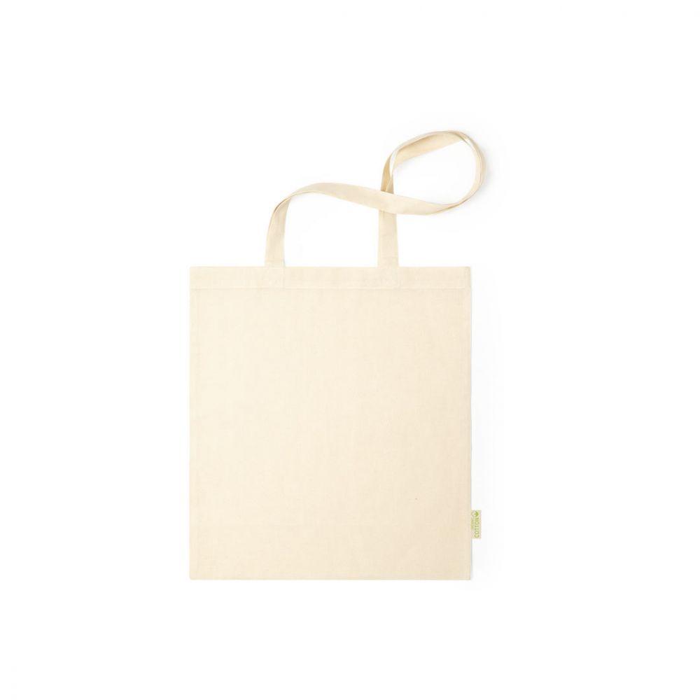 Bolsas compra missam de 100% algodón ecológico con publicidad vista 1