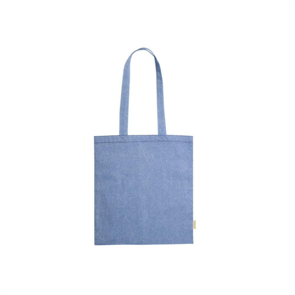 Bolsas compra graket de 100% algodón ecológico con publicidad vista 2