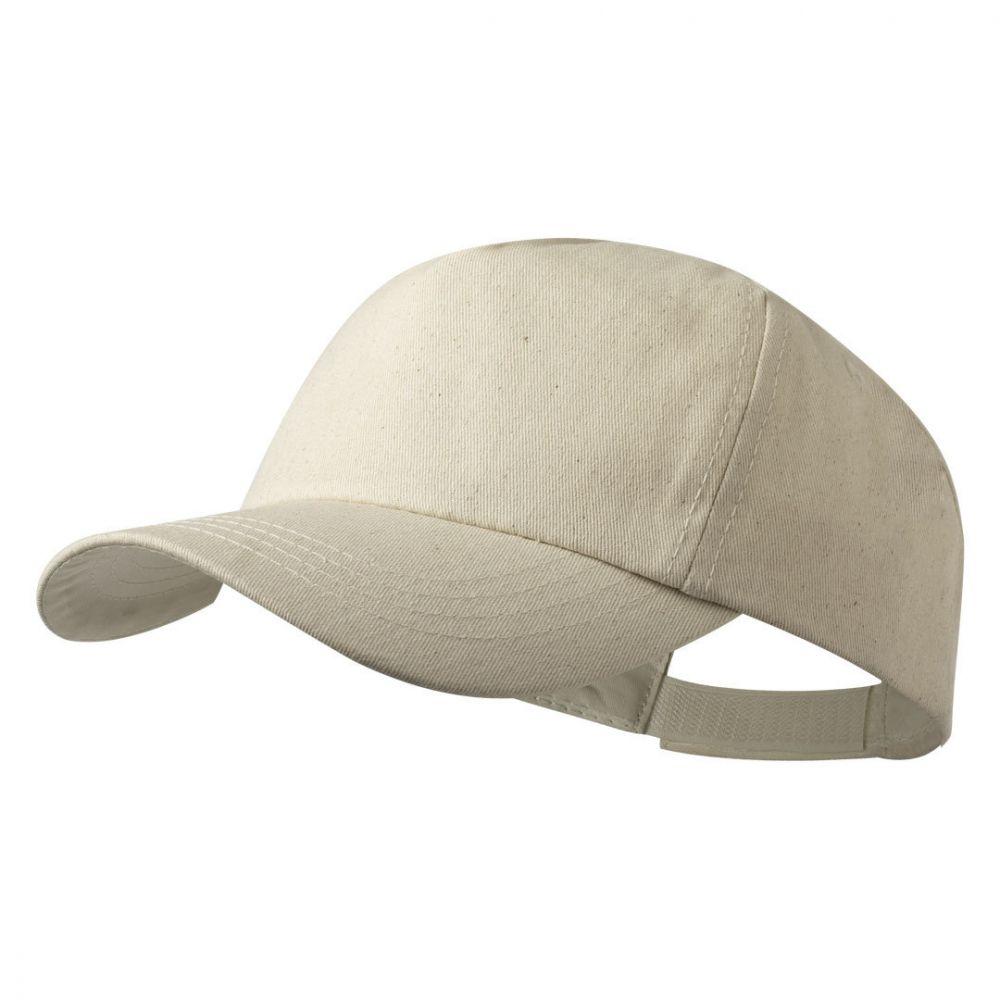 Gorras serigrafiadas zonner de 100% algodón ecológico para personalizar vista 1