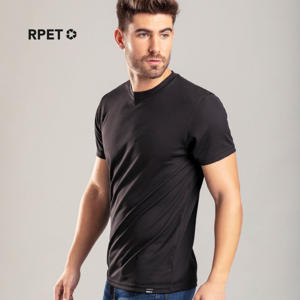 Camisetas técnicas tecnic markus de poliéster ecológico vista 1