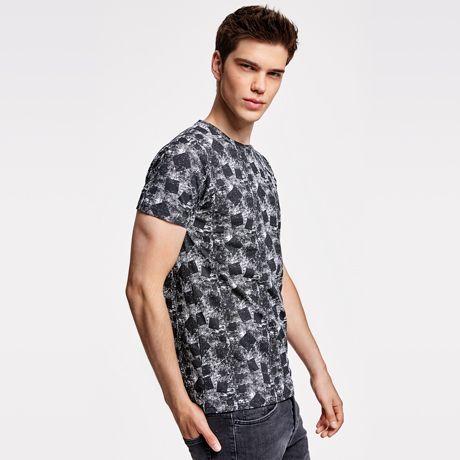 Camisetas manga corta roly cocker de 100% algodón vista 1