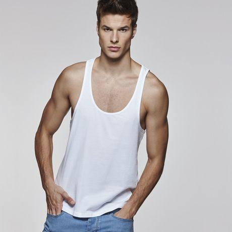 Camisetas tirantes roly cyrano de 100% algodón vista 1