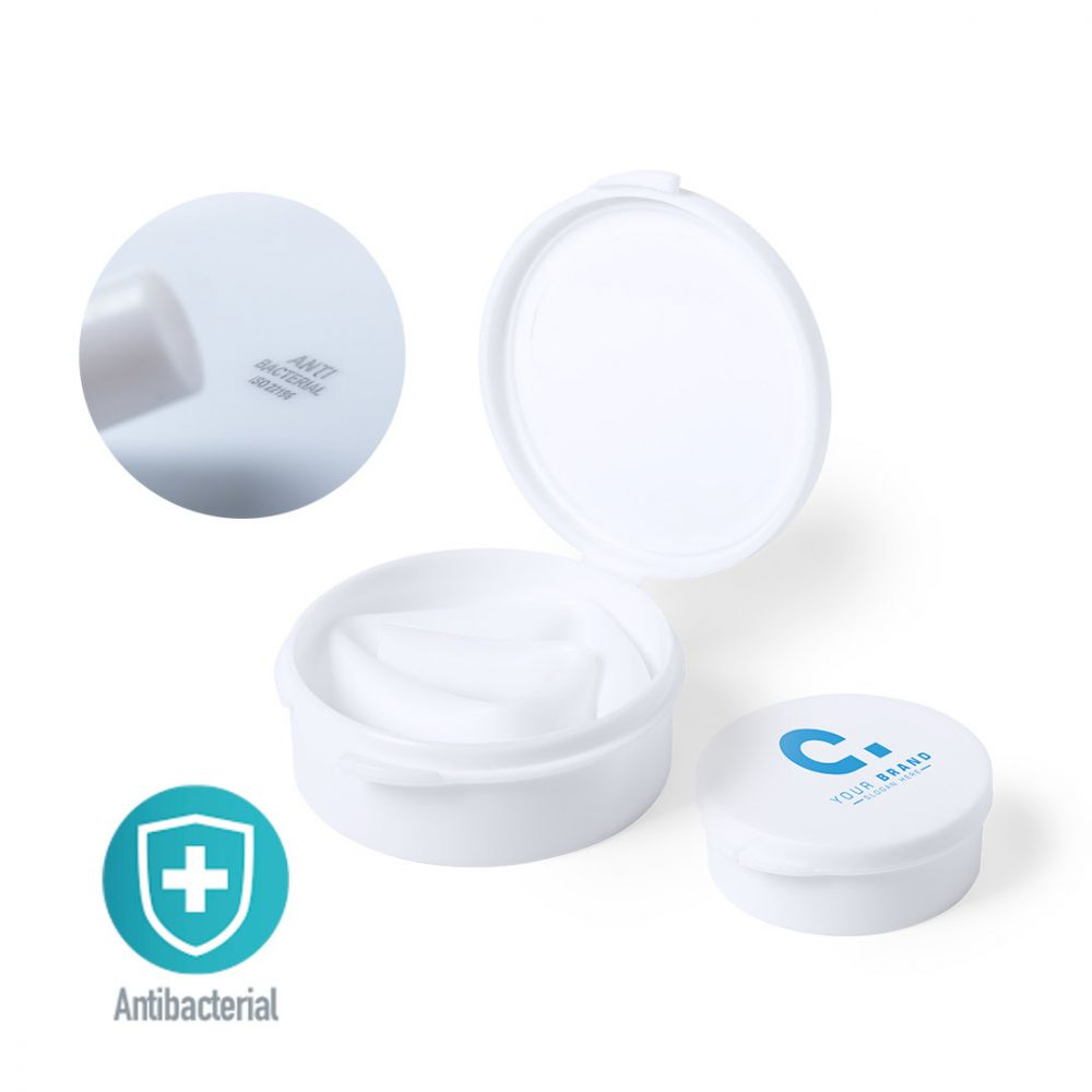 Seguridad covid pajita antibacteriana ladix de silicona vista 2