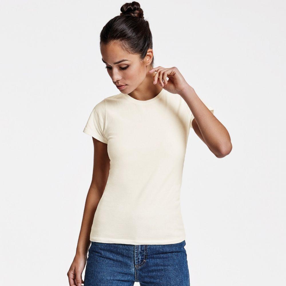 Camiseta BASSET WOMAN Mujer