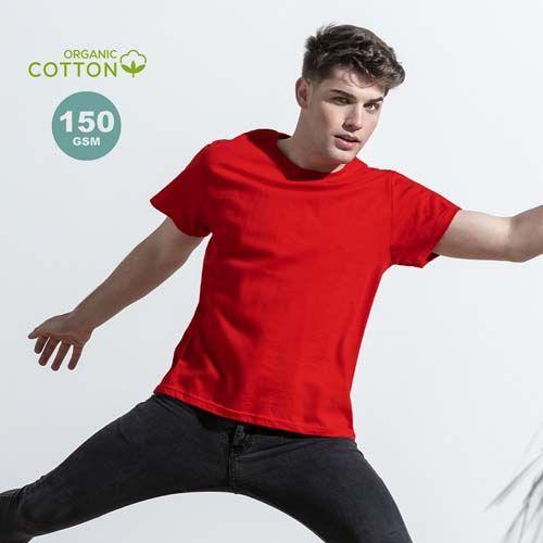 Camiseta Adulto keya Organic Color