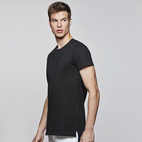 Camisetas manga corta roly collie de 100% algodón con logo imagen 1