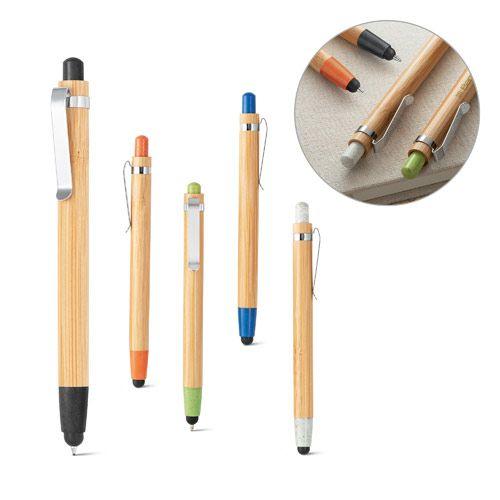 BENJAMIN. Bolígrafo de bambú