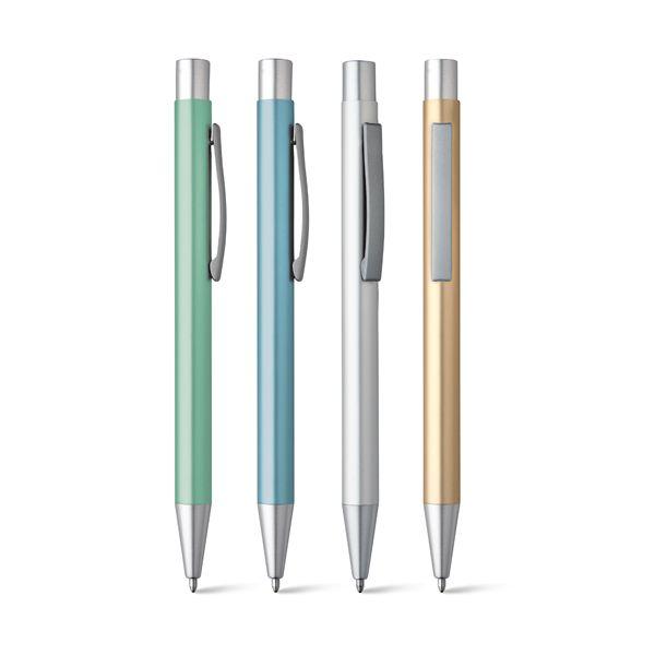 Bolígrafos básicos lea de metal vista 1