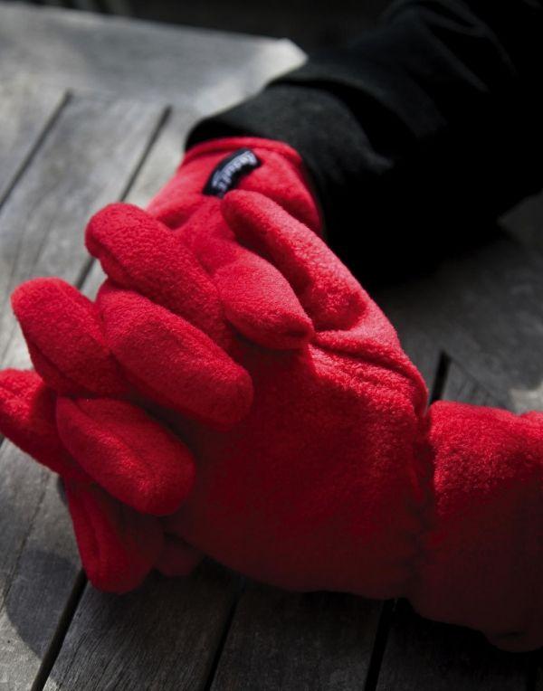 Guantes invierno result guantes polares active vista 1