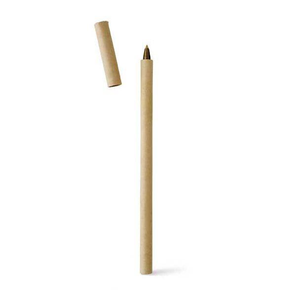 Bolígrafos básicos recicla de papel ecológico imagen 2