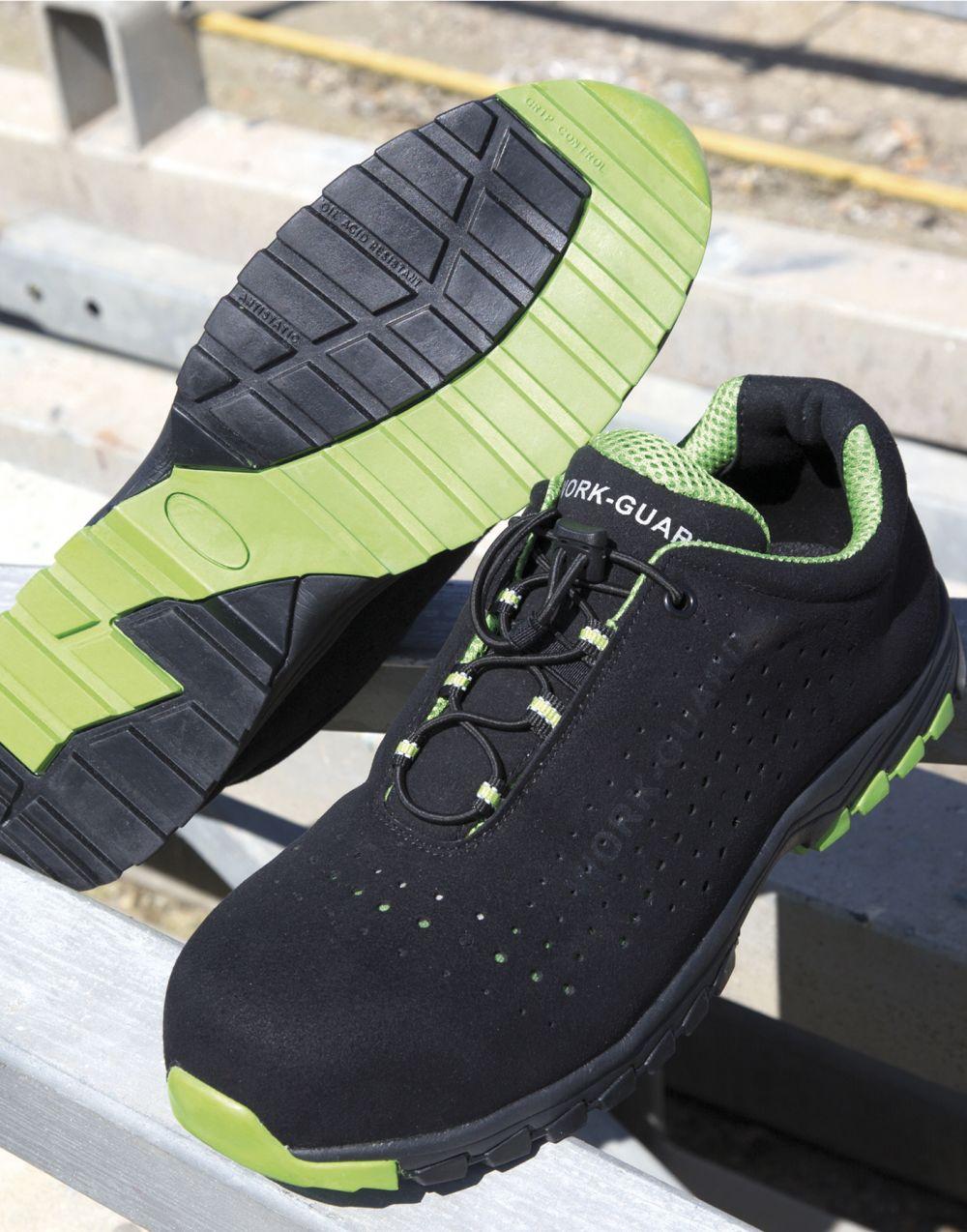 Zapatillas de seguridad Shield