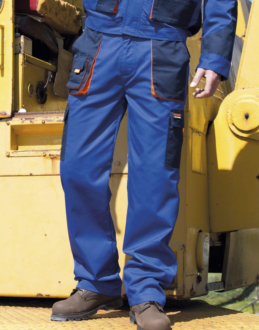 Pantalones de trabajo result lite vista 3