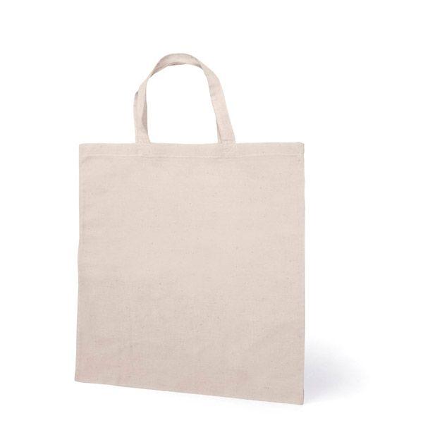 Bolsas compra victoria de 100% algodón con publicidad imagen 2