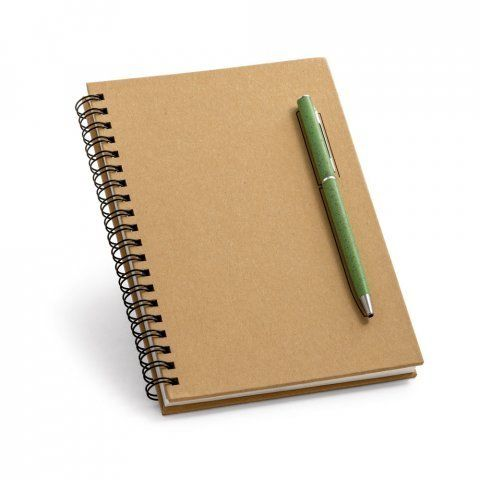 Cuadernos con anillas rock de papel imagen 3