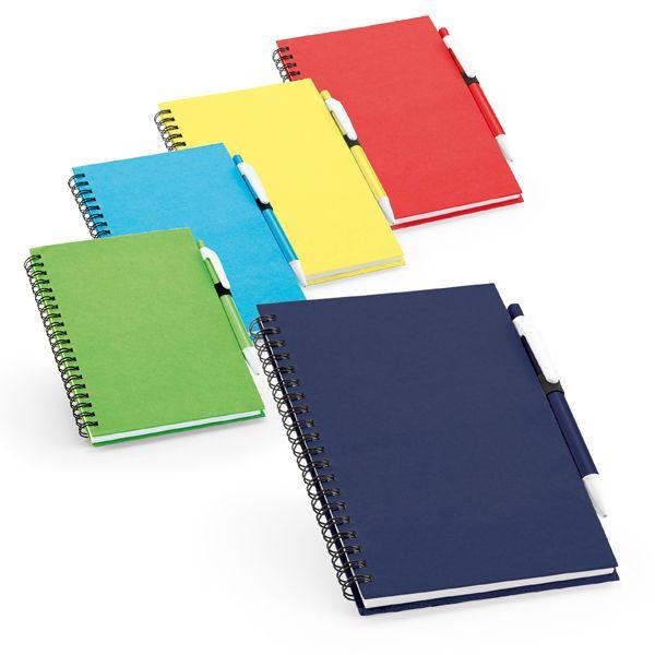 Cuadernos con anillas rothfuss ecológico con impresión imagen 3