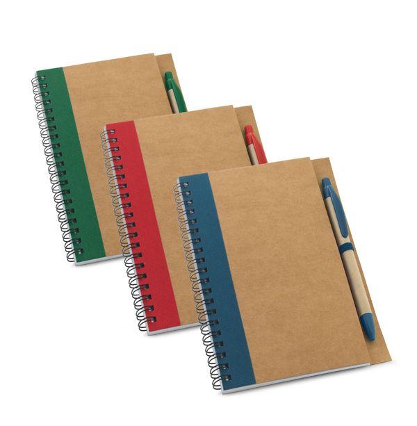 Cuadernos con anillas asimov de papel ecológico imagen 3