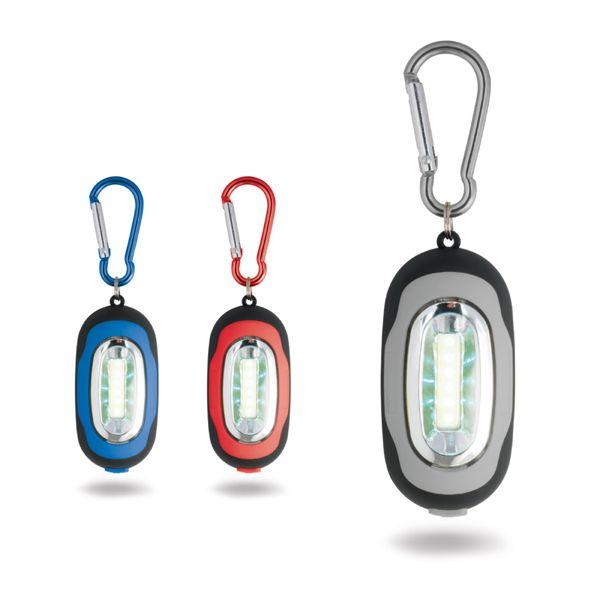 Linternas hank de plástico con logo imagen 1