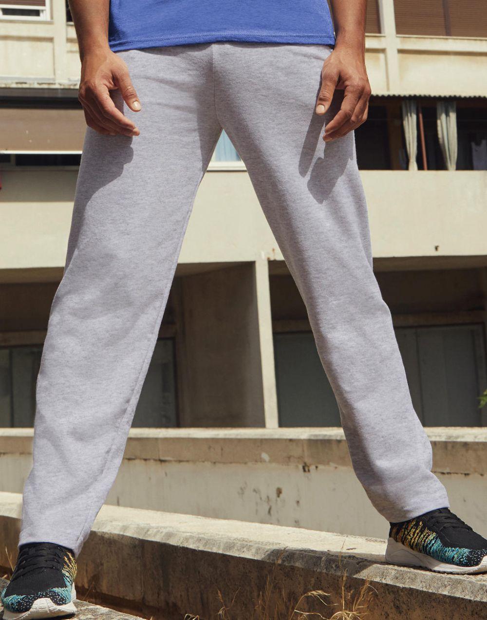 Pantalones técnicos fruit of the loom ligero vista 1