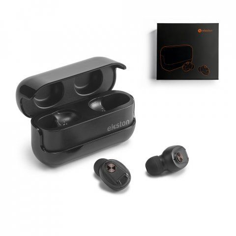 Auriculares botón ekston wiretap de plástico imagen 7
