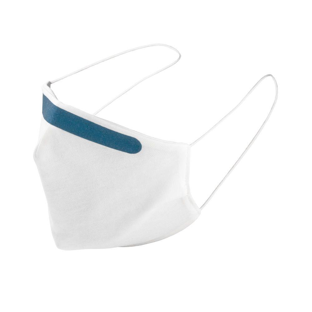 Mascarillas mascarilla textil reutilizable de 100% algodón para personalizar vista 1