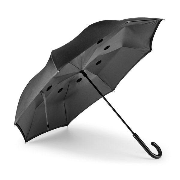 Paraguas clásicos angela de plástico imagen 2