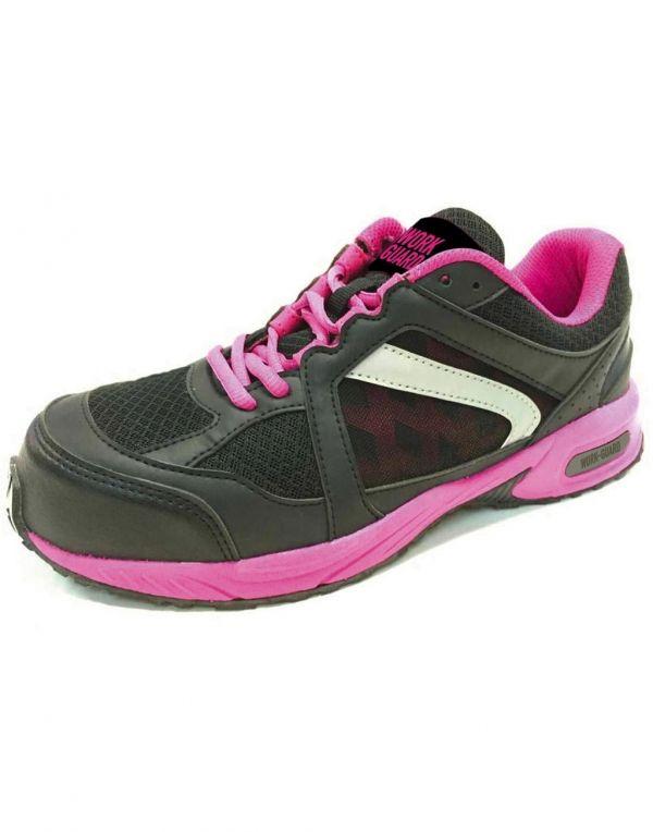 Calzado seguridad result zapatilla de seguridad mujer con impresión vista 1