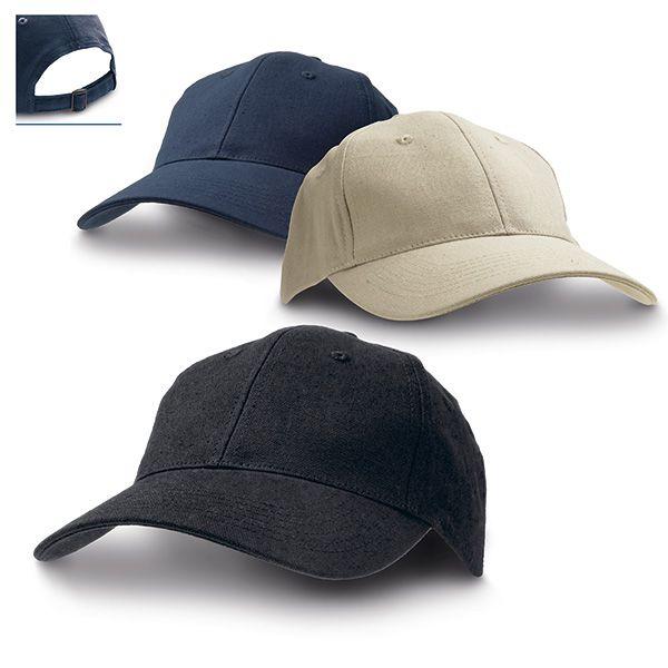 Gorras christian de 100% algodón para personalizar vista 1