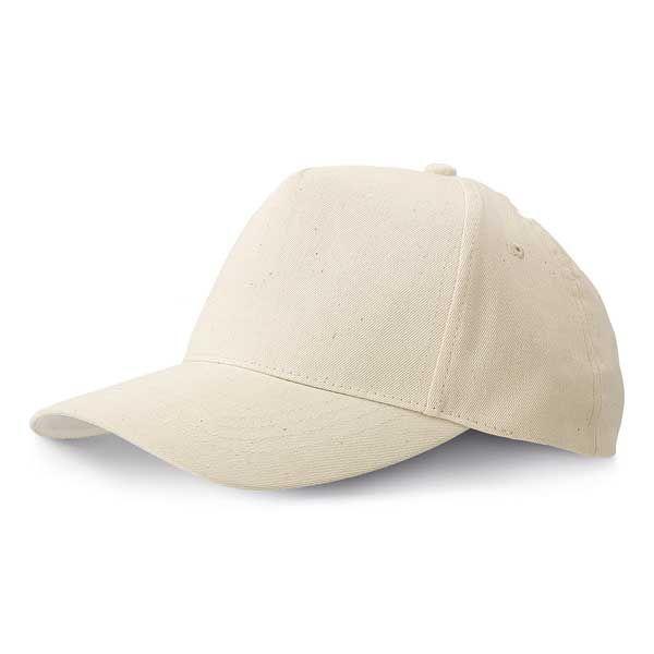 Gorras serigrafiadas bailey de 100% algodón con publicidad vista 1