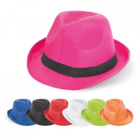 Sombreros manolo de plástico vista 2